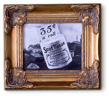 ScotTissue 35 Cents a Roll Era 2 Image.