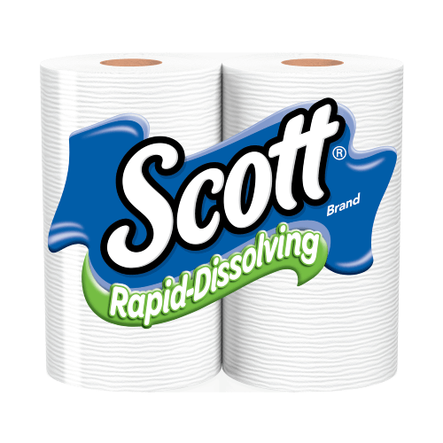 Scott® Rapid Dissolve Product Image 2.