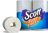 Scott tubefree product